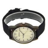 Reloj de madera vendedor caliente del cuarzo unisex barato de la manera de la alta calidad 2018