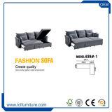 2017 i ultimi sofà del cuoio di disegno/base di sofà/mobilia della camera da letto