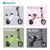 Mobilità di Smartek su saldamente Ebike che piega la bicicletta elettrica del motorino di spinta della bici per P13 esterno