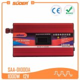 Suoer 12V 220V DC AC太陽エネルギーインバーター(SAA-D1000A)