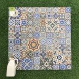 Tegel van het Porselein van de Bouw van de Ceramiektegel van de Steen van de rustieke Tegel de Houten Concrete Tegel Verglaasde (HP605)
