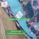 Neuestes Schal-Form-Dame Moslem Scarf der Polka-2017 Plaid gedruckte