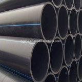 tubo di rinforzo della plastica del PE del filo di acciaio di 110mm