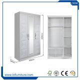 カスタマイズされた良質白いカラーワードローブの戸棚/Cabinets