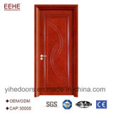 Portello di legno della camera da letto per la costruzione della Camera/hotel/appartamento