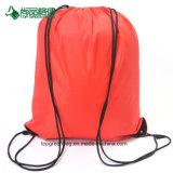 熱い販売の強いドローストリングのバックパックの厚いドローストリングの鞍帯袋