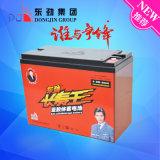 batterie d'acide de plomb scellée par véhicule électrique de 6-Dzm-12 (12V12AH) Dongjin