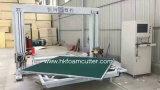 테이블이 Heng Kun CNC 거품 절단기에 의하여를 가진 자전한다