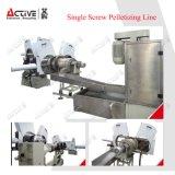 Pastilla de plástico totalmente automática Máquina de peletización con capacidad para 1 toneladas por hora