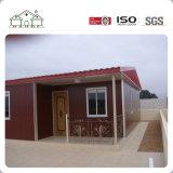 Casa prefabricada económica simple moderna de Prebricated del chalet