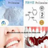 99% Prilocaine Hydrochlorid Prilocaine HCl 1786-81-8 mit verkleidetem Paket