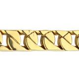 Luxuxarmband-Mann-Arabien-Schmucksache-Goldarmband für Männer