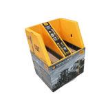 Gewölbter Bildschirmanzeige-Karton-Pappkarton für Taschenlampen-Einzelverkauf
