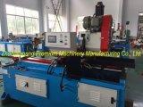 Tubo sólido máquina de corte de aço de carbono de correspondência da máquina de dobragem