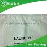 Saco do Polypropylene com o Drawstring do algodão para o trigo, arroz, empacotamento da farinha