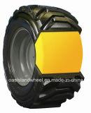 Polyurethan-füllender Reifen/Schaumgummi-füllender Reifen für Abfallbeseitigung, Altmetall, schmelzende Geschäfte und Untertagebetrieb