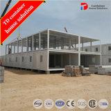 가나에 있는 호화스러운 이동할 수 있는 2층 콘테이너 홈
