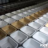 De acryl Stevige Gootsteen van de Keuken van Undermount van de Oppervlakte