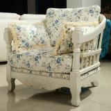 El estilo Ikea Royal sofá de tela para Muebles de Salón (167#)