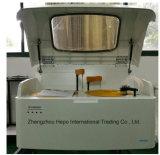 Chimie complètement automatique d'analyseur de biochimie de 250 essais