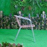 Im Freienpatio-Ausgangshotel-Büro-Garten-Weidenheller Beschichtung-Aluminiumstuhl (J839)