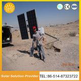 3 ans de garantie d'éclairages LED solaires de réverbère solaire avec le contrôleur de Pôles légers