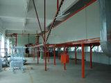Elektrostatische Puder-Beschichtung-Zeile für Metalteile