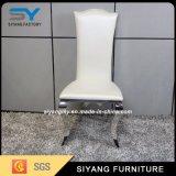 Moderne Möbel, die Stuhl-weißen Partei-Stuhl-Hochzeits-Thron-Stuhl speisen