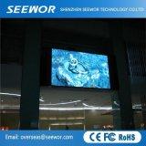 Prix concurrentiel P3.91mm Indoor plein écran à affichage LED de couleur avec boîtier en aluminium Die-Casting