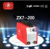 Inversor IGBT/MMA equipamentos de soldagem com marcação (zx7-120/140/160/180/200)