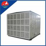 Unidad de calefacción modular de la velocidad doble de la serie de la eficacia alta HTFC-45AK