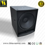 Mt21un built-in DSP solo 21 Self-Powered Subwoofer con cuadro de Gabinete compacto