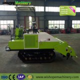 Rice Cultivation를 위한 Wishope Cheap Powerful Wet Rice Wheat Rice Paddy Crawler Cultivator