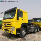 Caminhão da cabeça do trator do trator HOWO do caminhão de China 420HP para a venda