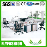 Estação de trabalho simples da equipe de funcionários de escritório do estilo para a venda por atacado (OD-54)