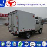 販売ライト貨物自動車のトラックのためのContainerヴァンBox Cargoのトラック