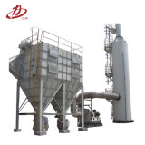 Il PLC gestisce il collettore di polveri industriale del getto inossidabile di impulso