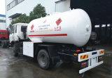 Vendita calda! Mini GPL camion dell'erogatore di Df 4X2