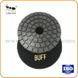 100мм слегка отполируйте Diamond площадкой для полировки мрамора гранита