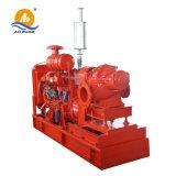 Pomp de Over lange afstand van het Water van de Irrigatie van de dieselmotor