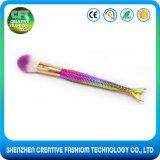 spazzole cosmetiche di trucco della sirena del fondamento del campione libero 6PCS