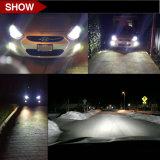 Lampadina capa del faro dell'automobile LED di conversione 36W H7 H4 degli indicatori luminosi della PANNOCCHIA LED del Tre-Lato S2