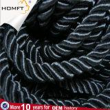 Веревочка хлопка закрутки цвета оптовой веревочки высокого качества сырцовая белая