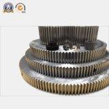 Высокоточный алюминиевый&латунные&зубчатое колесо из нержавеющей стали