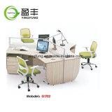 صنع وفقا لطلب الزّبون [أفّيس فورنيتثر] خشبيّة مركز عمل مكتب تضمينيّة [يف-غ1603]