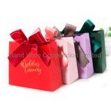 Joyas de embalajes de cartón de papel Caja de regalo con diseño más reciente