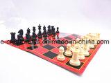Jogo de 3 em 1 Chess Checkers Ludo Brinquedos Inteligentes