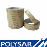 0.15mm Double Tissus enduits de ruban adhésif avec transporteur pour le substrat métallique