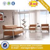 Canapé en cuir Set de meubles d'accueil de loisirs moderne (HX-S270)