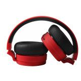 Hi Fi de la ranura de sonido estéreo para auriculares inalámbricos Bluetooth Cómodo Earmuff proteína